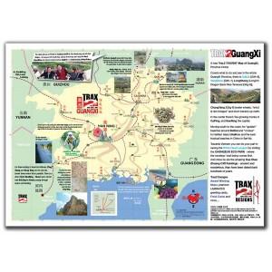 GuangXi Map pdf | Tourist Map of Guangxi
