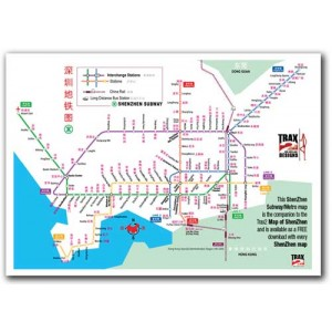 Shenzhen Subway map pdf